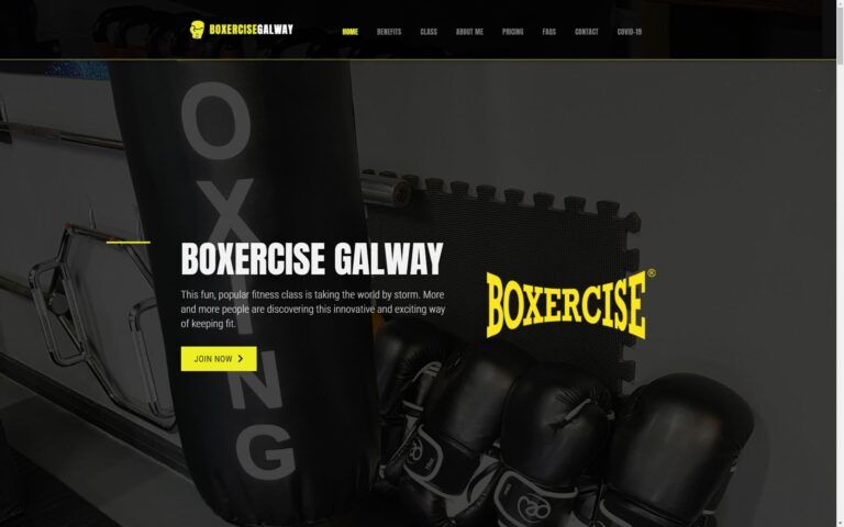 boxercise galway